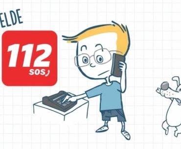 112 αριθμός έκτακτης ανάγκης