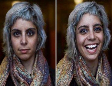 Η συγκινητική αντίδραση των ανθρώπων όταν τους λένε ότι είναι όμορφοι