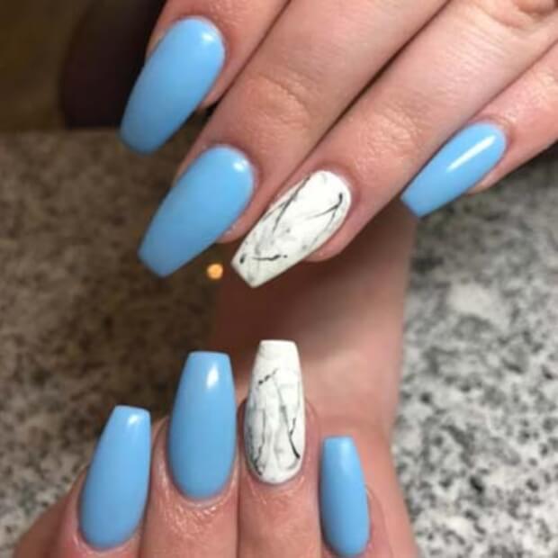 29 ιδέες για νύχια το καλοκαίρι
