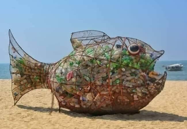 Σκουπίδια σε παραλίες και θάλασσες: Υγεία και λύσεις