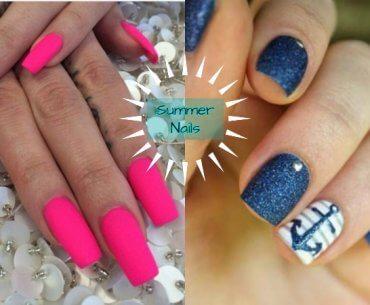 29 super ιδέες για νύχια το καλοκαίρι