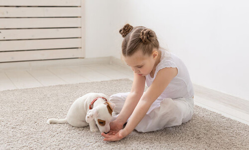 Παιδί με κατοικίδιο ζώο: Μια συμβίωση με πολλά οφέλη