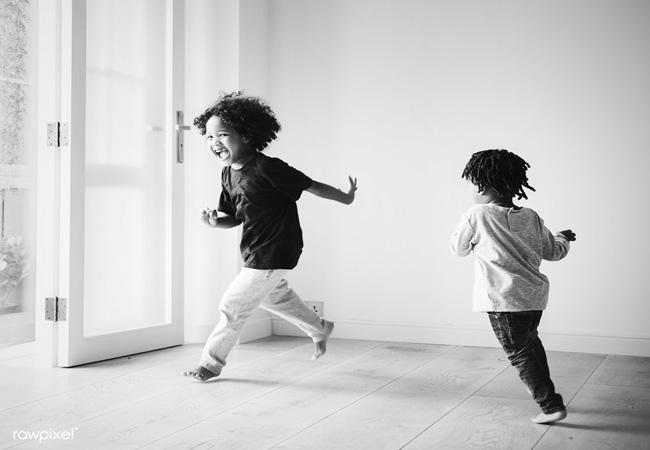 Σπίτι που έχει παιδιά που φωνάζουν, είναι υγιές σπίτι