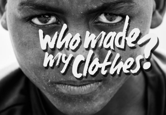 """Ηθική μόδα: Πόσο """"καθαρά"""" είναι τα ρούχα σου;"""