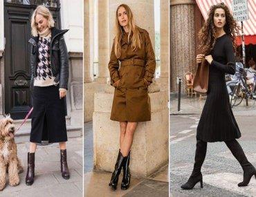Ποια ρούχα είναι στη μόδα: Φθινόπωρο 2019