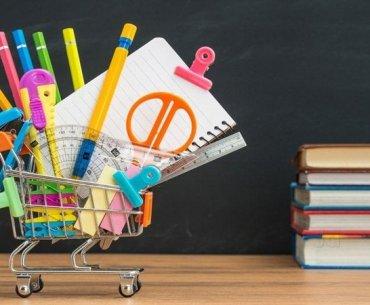 Λίστα με σχολικά είδη για την πρώτη δημοτικού