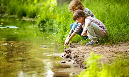 Η φύση δε χρειάζεται τον άνθρωπο. O άνθρωπος χρειάζεται την φύση