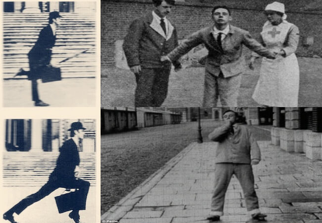 Shell Shock και Ministry of Silly Walks. Τι σημαίνουν;