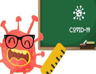 Covibook: Κατεβάστε δωρεάν το βιβλίο που βοηθάει τα παιδιά να κατανοήσουν τον κορωνοϊό