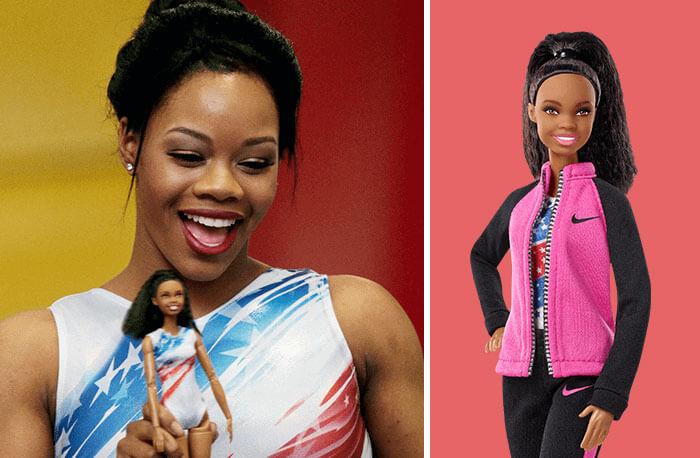 17 διαφορετικές Barbie εμπνευσμένες από γυναίκες πρότυπα