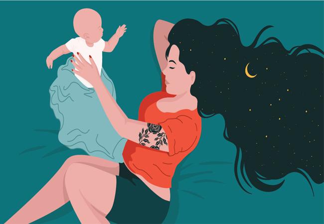 Οι νύχτες της Μητέρας