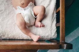 Η «έξυπνη πάνα» που σου λέει πότε χρειάζεται άλλαγμα το μωρό