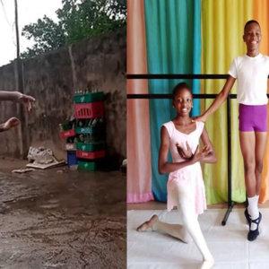 O 11χρονος Νιγηριανός που χόρευε στη βροχή κέρδισε υποτροφία στην Αμερική