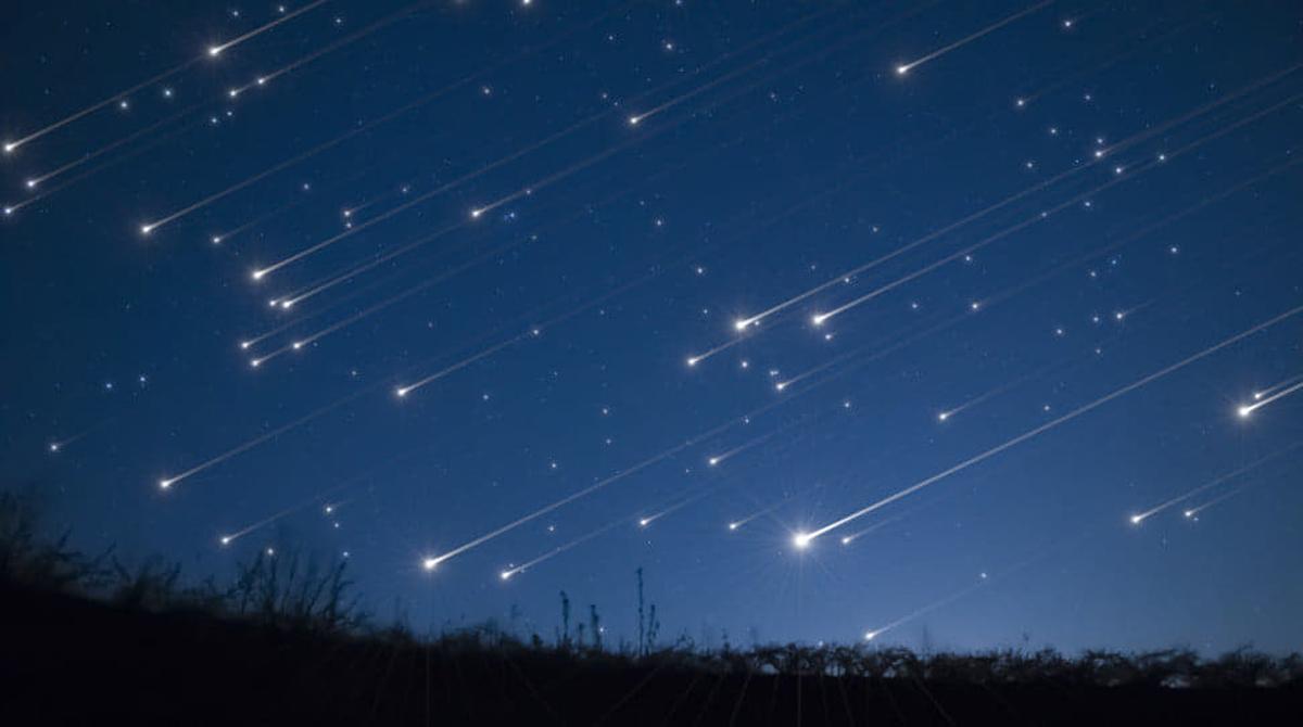 """Περσείδες: Εντυπωσιακή """"βροχή αστεριών"""""""