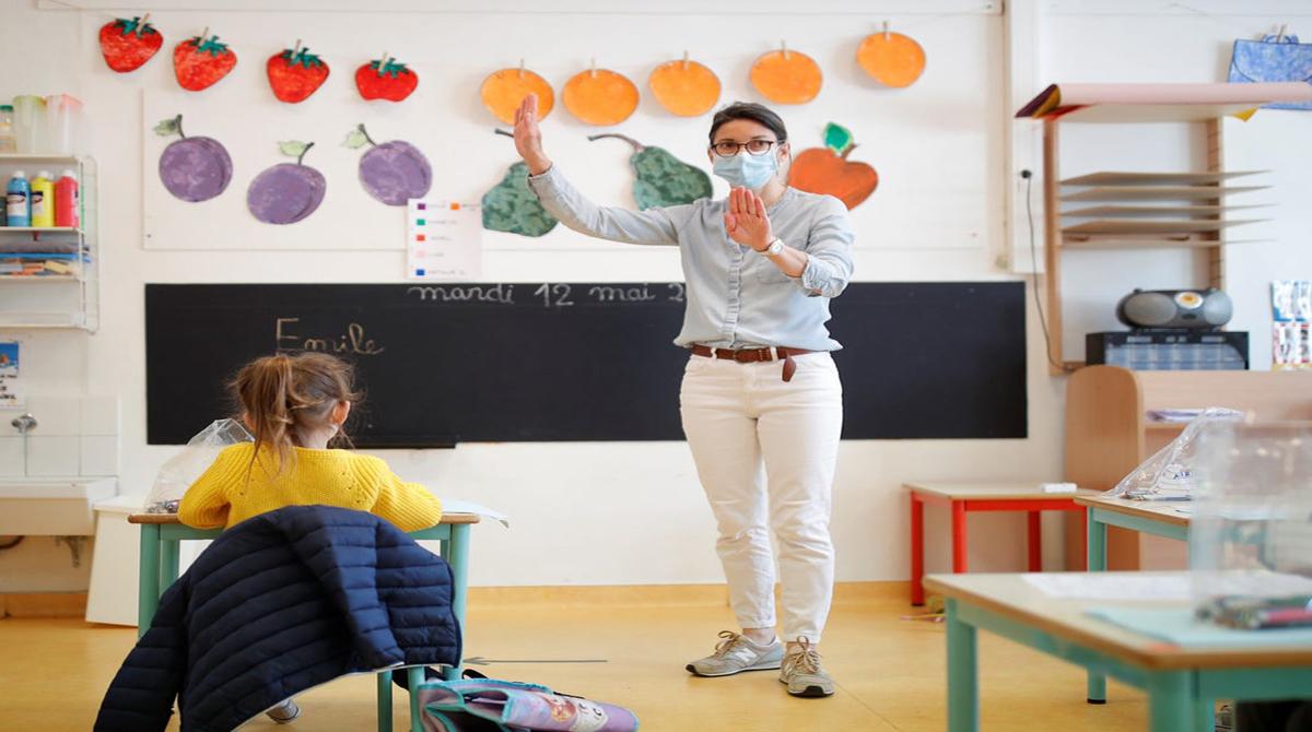 Πώς άνοιξαν τα σχολεία σε 10 χώρες της Ευρώπης