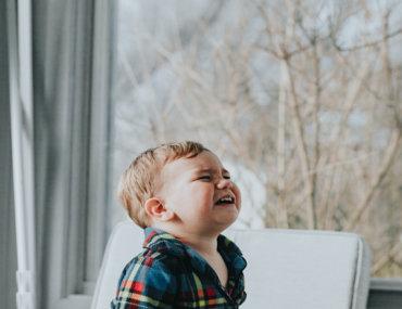 «Μην κλαις!» Το κλάμα ωφελεί τα αγόρια
