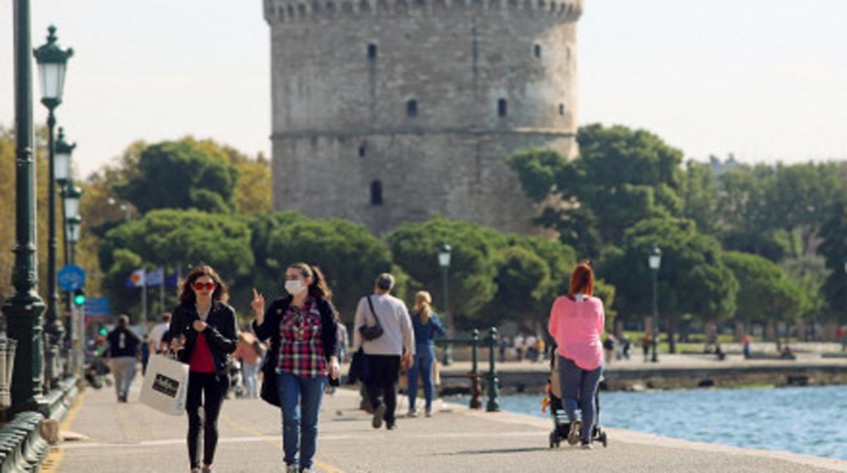 Lockdown σε Θεσσαλονίκη Λάρισα και Ροδόπη