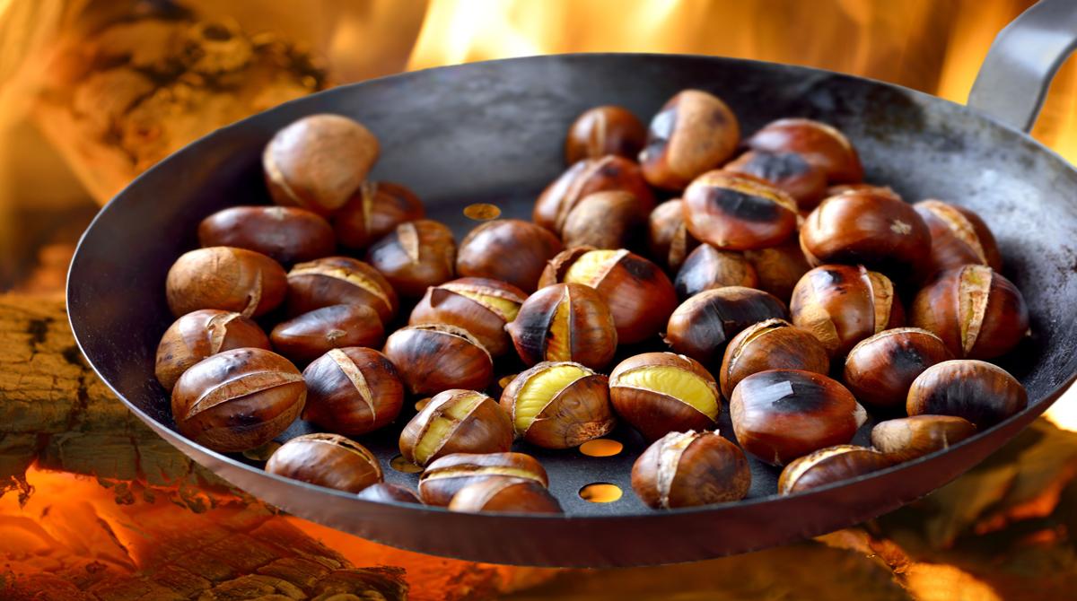 Κάστανα – 4 οφέλη για την υγεία από τον σούπερ καρπό