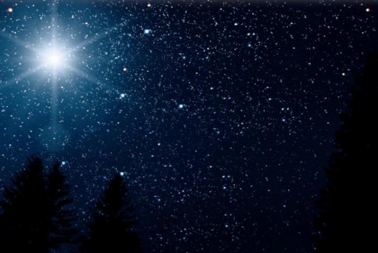 Το αστέρι της Βηθλεέμ – Το σπάνιο φαινόμενο που θα δούμε 21 Δεκεμβρίου στον ουρανό