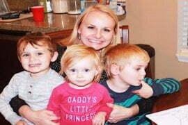Τρία παιδιά σε τρία χρόνια