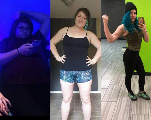Άνθρωποι που έχασαν πολύ βάρος και άλλαξε η ζωή τους