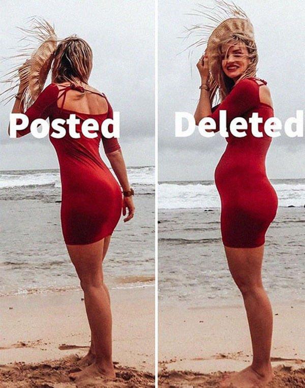 Instagram vs reality: 15 φωτογραφίες που δείχνουν τη διαφορά