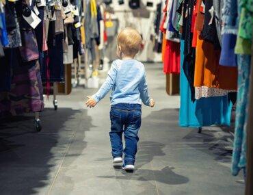 Όταν χάνεται παιδί σε κατάστημα – Μαμά δίνει συμβουλές