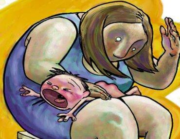 Γιατί όταν ένας ενήλικας χτυπάει παιδί το ονομάζουμε πειθαρχία;