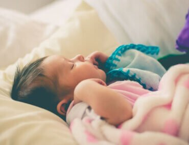 Ενώ εσύ κοιμόσουν εγώ σε έβλεπα να μεγαλώνεις…