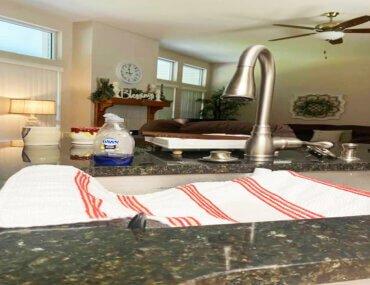 Κάλυψε τα πιάτα σου με μια πετσέτα και ζήσε τη ζωή σου