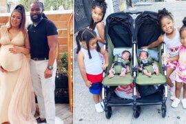 Γέννησε τρεις φορές δίδυμα – 6 παιδιά σε 5 χρόνια