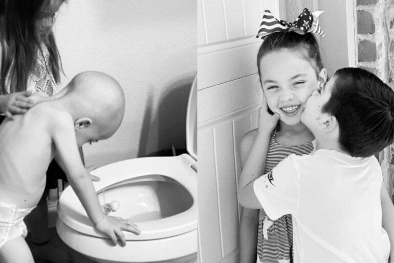 Το αγόρι με λευχαιμία της viral φωτογραφίας είναι νικητής
